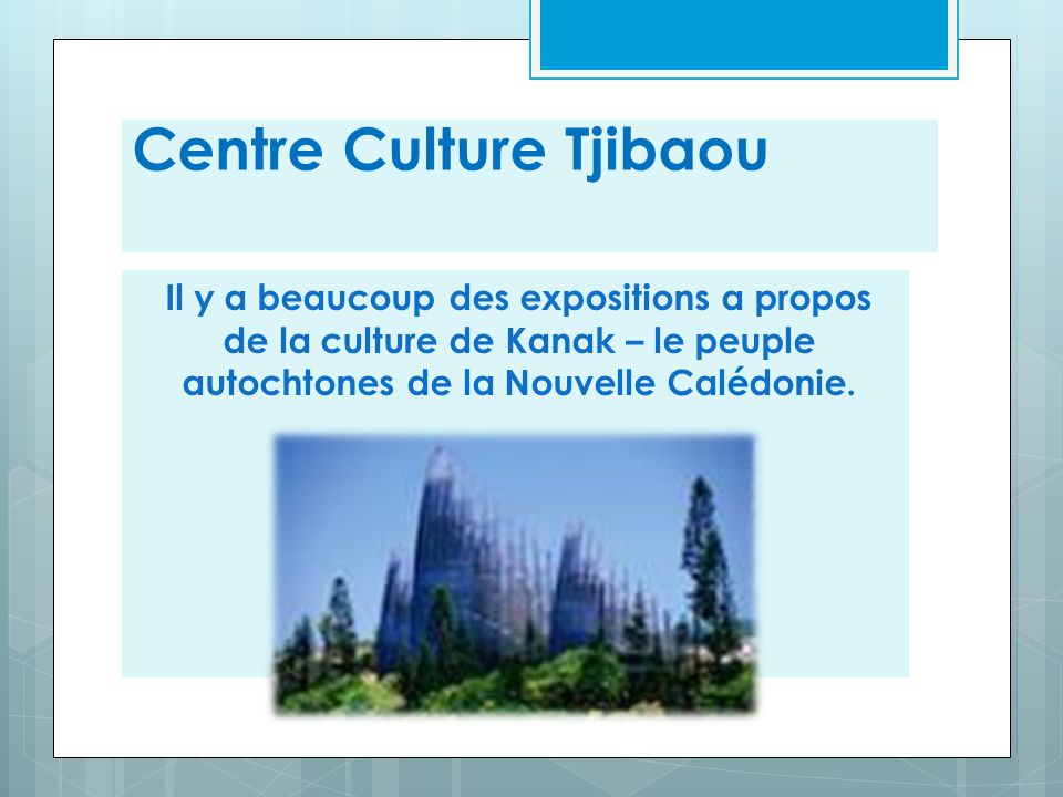 Centre Culture Tjibaou