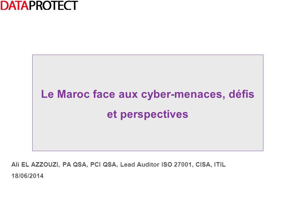 Le Maroc face aux cyber-menaces, défis et perspectives