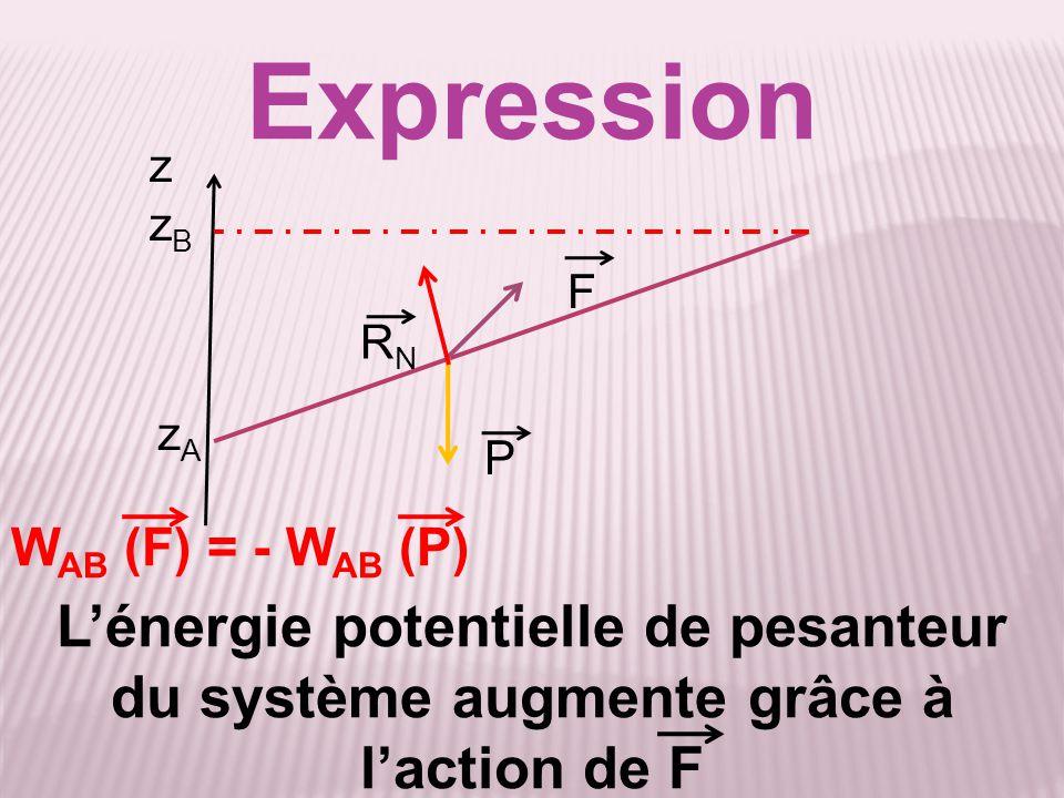 Expression z. zB. F. RN. zA. P.