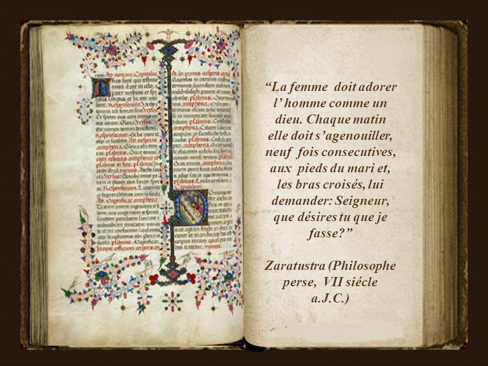 Zaratustra (Philosophe perse, VII siécle a.J.C.)