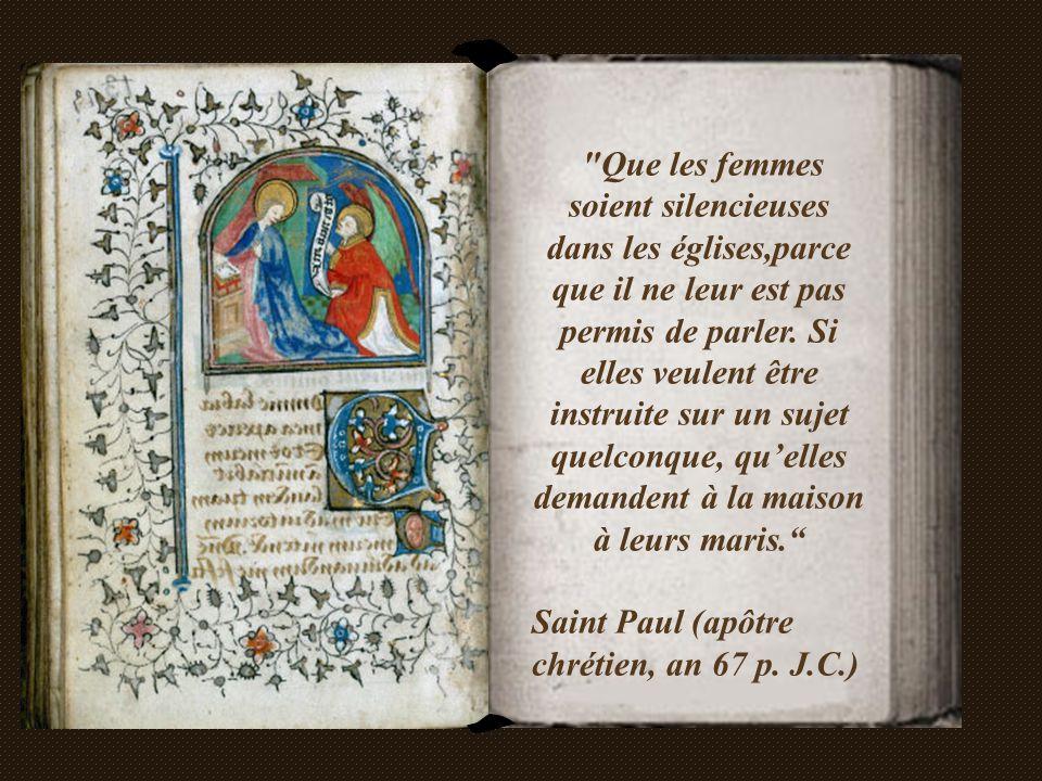 Saint Paul (apôtre chrétien, an 67 p. J.C.)