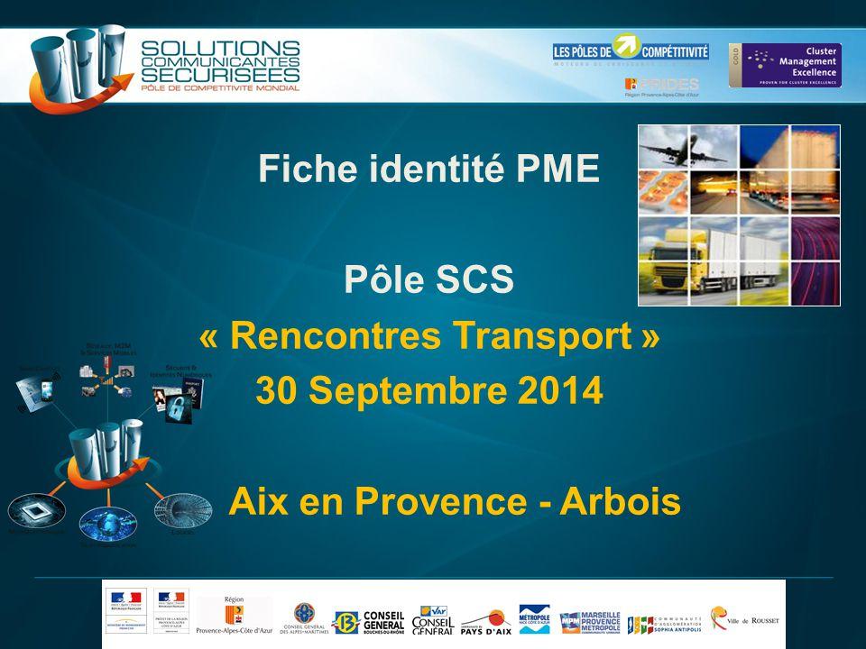 « Rencontres Transport » Aix en Provence - Arbois