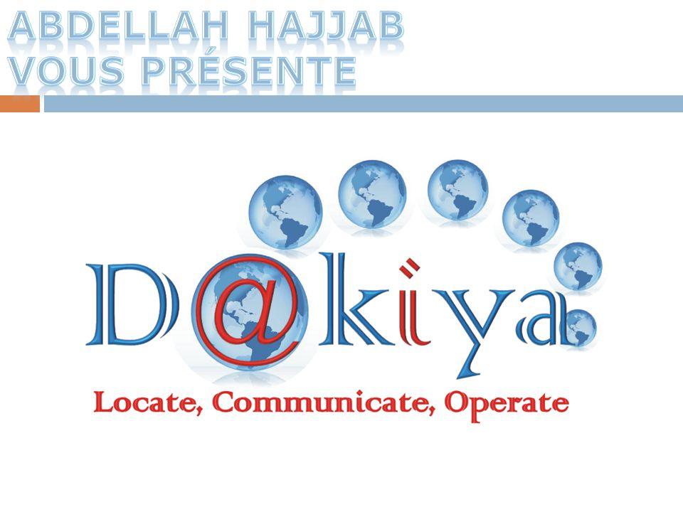 Abdellah HaJjaB vous présente