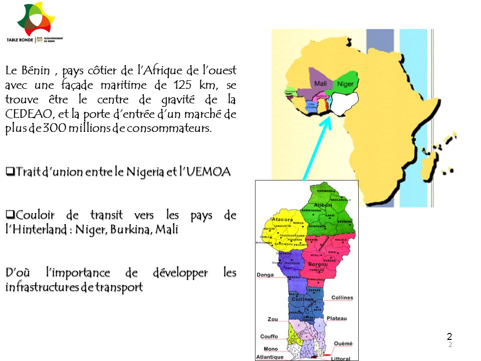 Trait d'union entre le Nigeria et l'UEMOA
