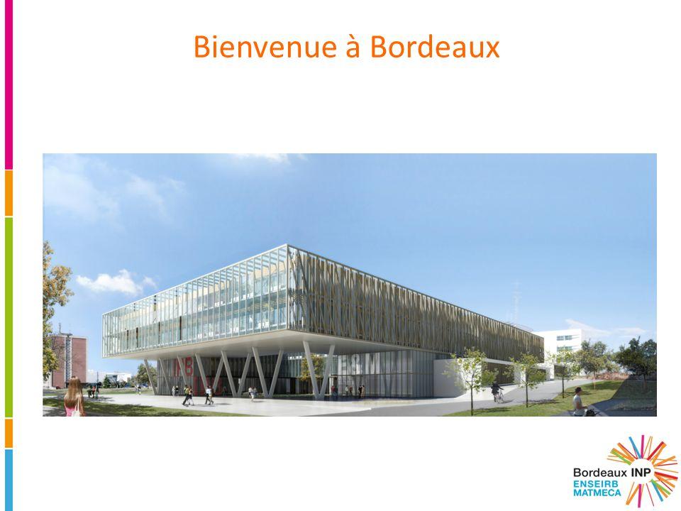 Bienvenue à Bordeaux presentation title