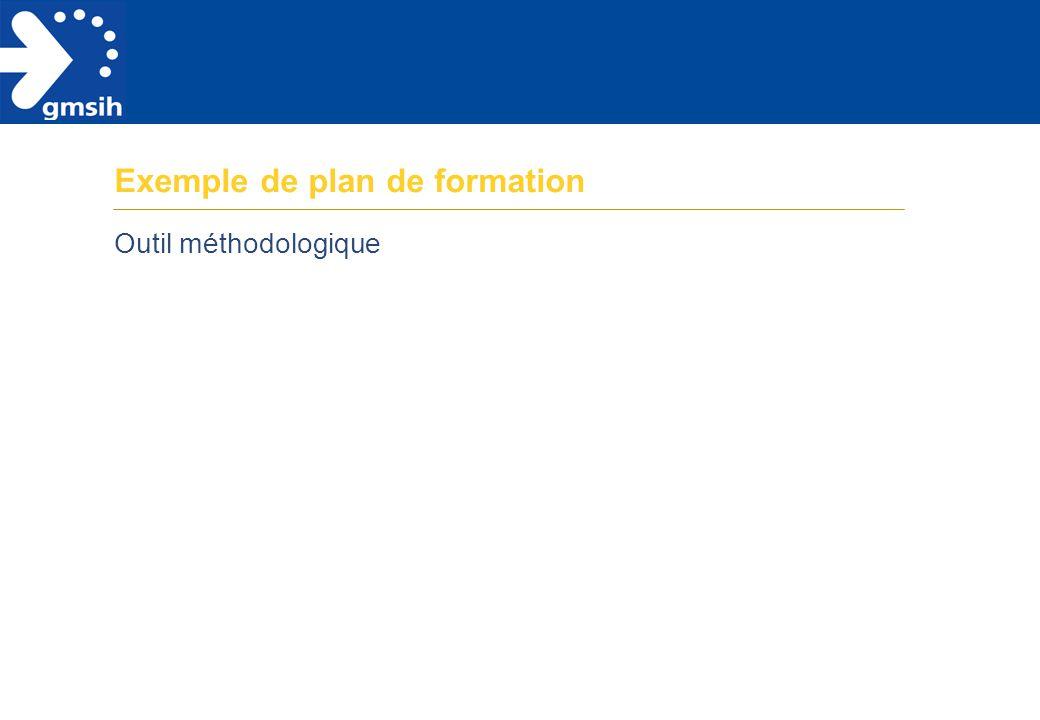 Exemple de plan de formation - ppt video online télécharger Exemple de plan de formation