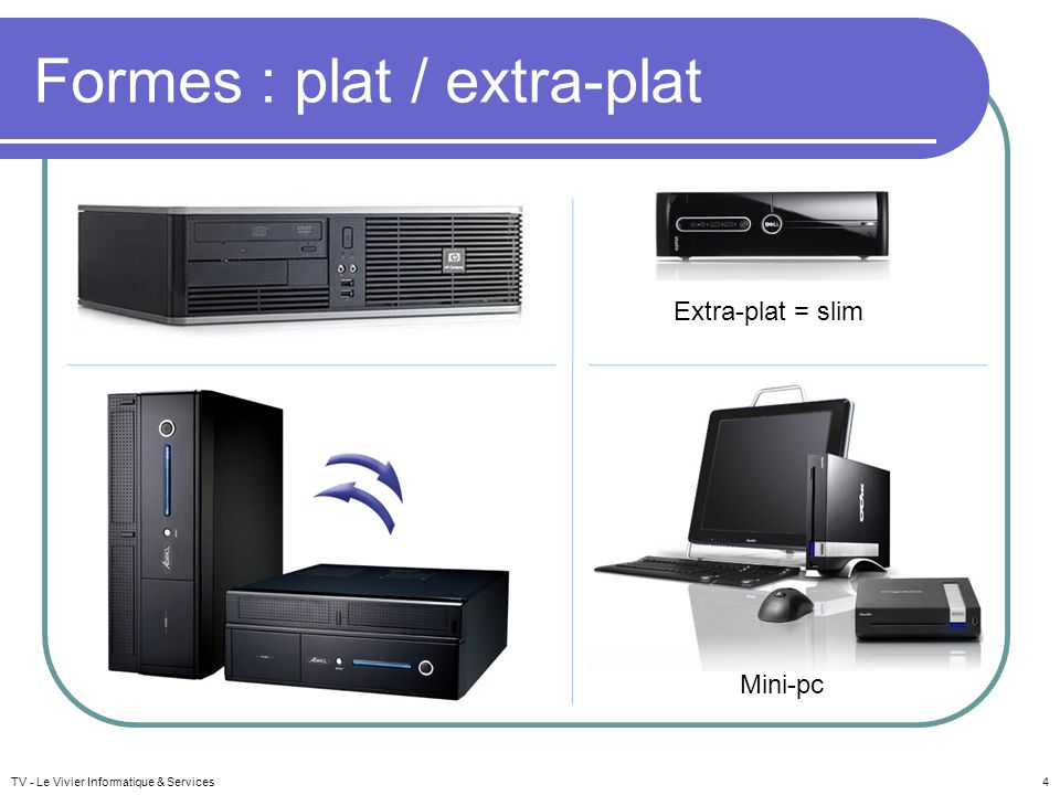 Formes : plat / extra-plat