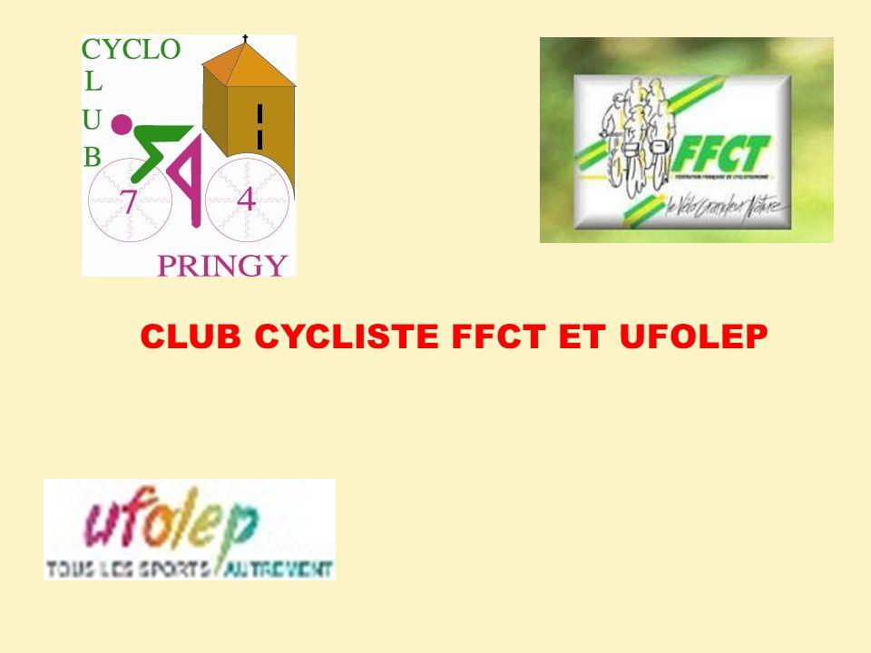 CLUB CYCLISTE FFCT ET UFOLEP