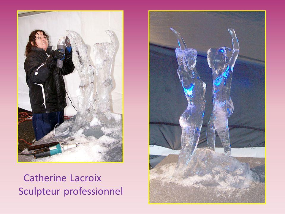 Catherine Lacroix Sculpteur professionnel