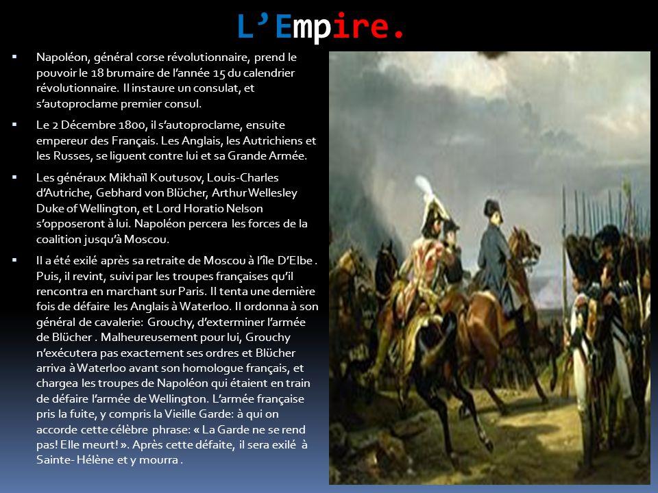 L'Empire.