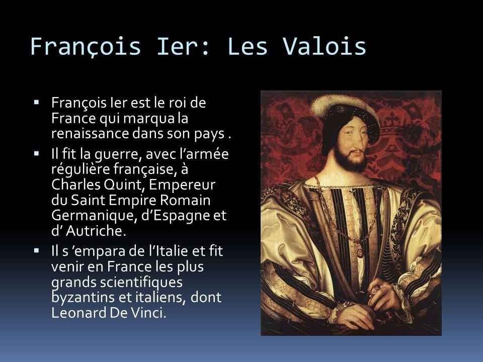 François Ier: Les Valois