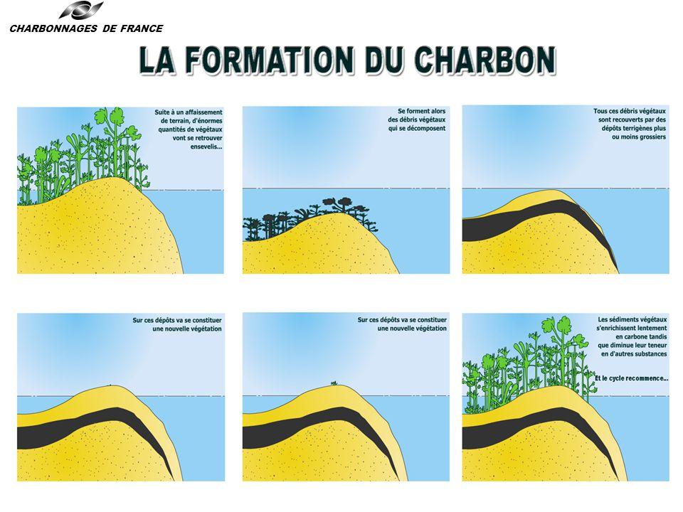 CHARBONNAGES DE FRANCE