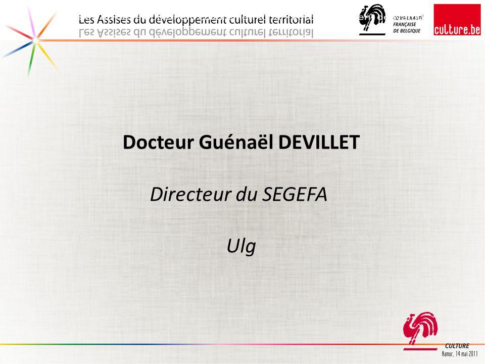 Docteur Guénaël DEVILLET