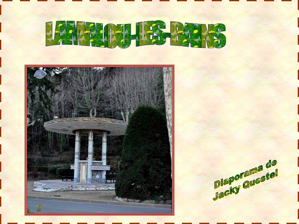 LAMALOU-LES-BAINS Diaporama de Jacky Questel