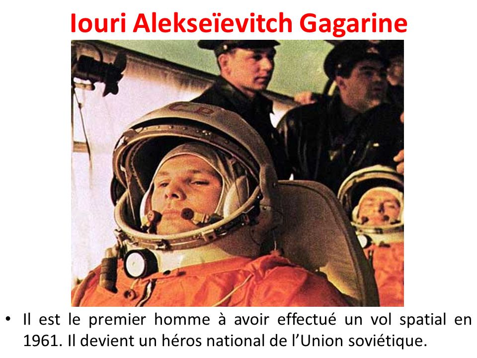 Iouri Alekseïevitch Gagarine