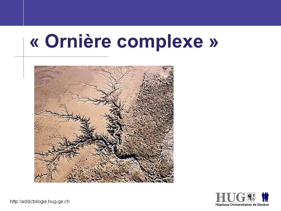 « Ornière complexe »