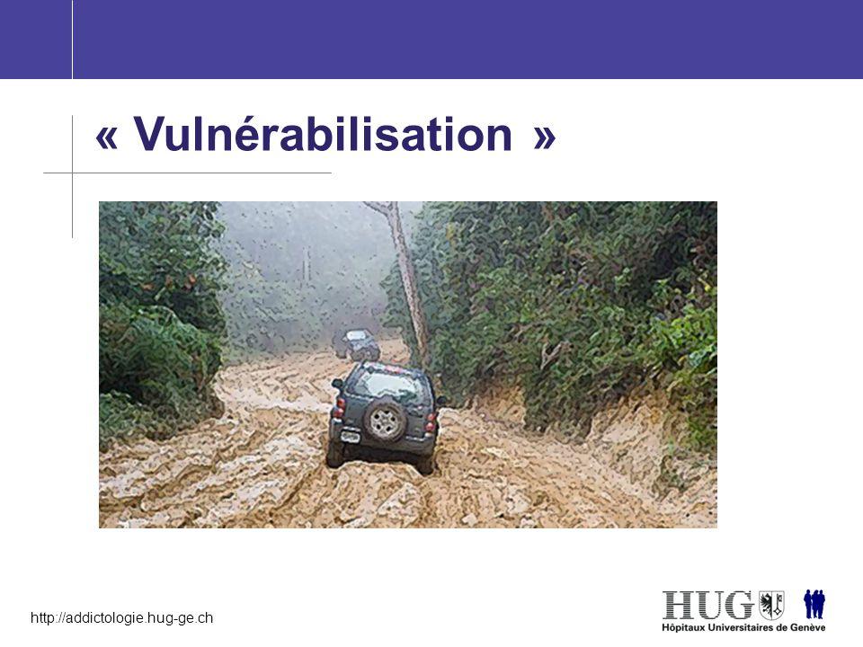 « Vulnérabilisation »