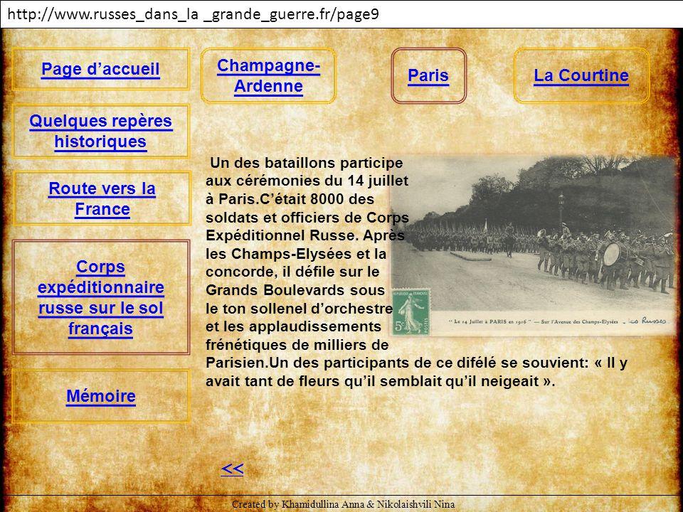 << http://www.russes_dans_la _grande_guerre.fr/page15