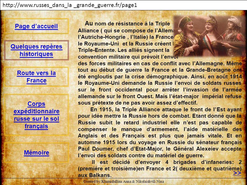 >> http://www.russes_dans_la _grande_guerre.fr/page1