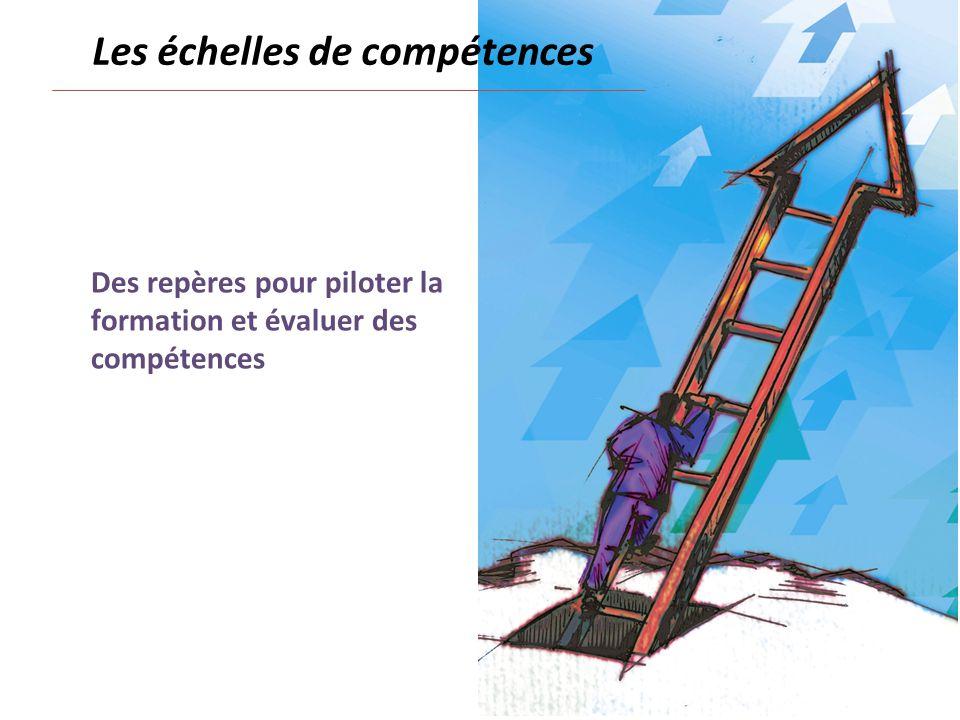 Les échelles de compétences