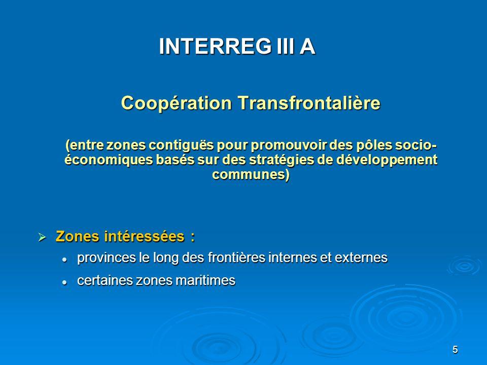 Coopération Transfrontalière