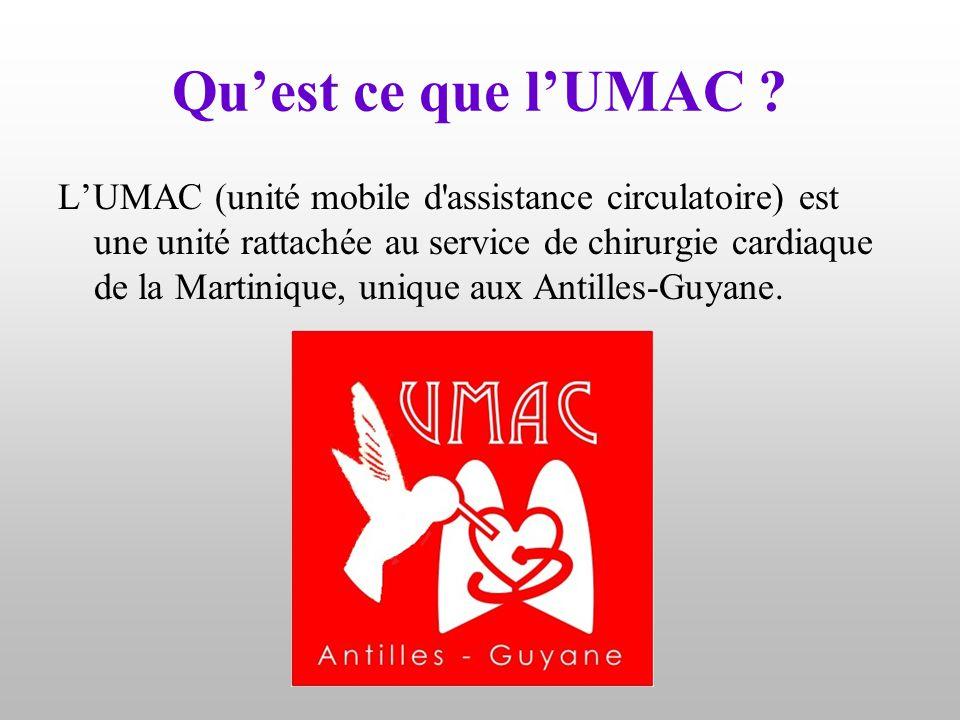Qu'est ce que l'UMAC