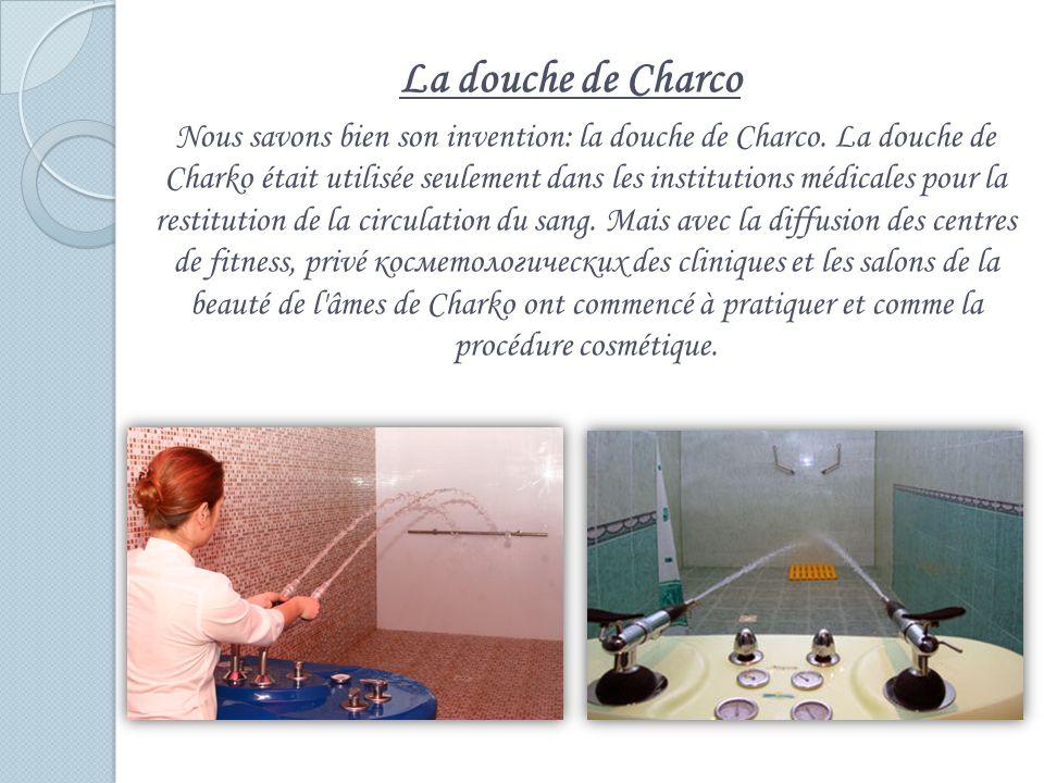 La douche de Charco