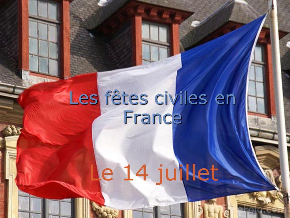 Les fêtes civiles en France