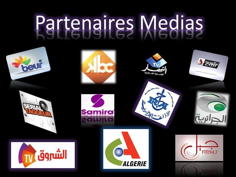 Partenaires Medias