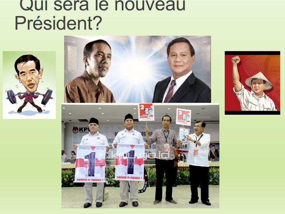 Qui sera le nouveau Président