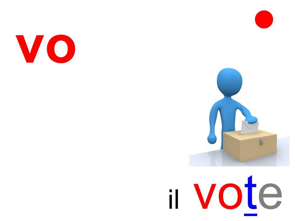  vo il vote