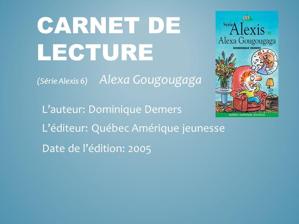 (Série Alexis 6) Alexa Gougougaga