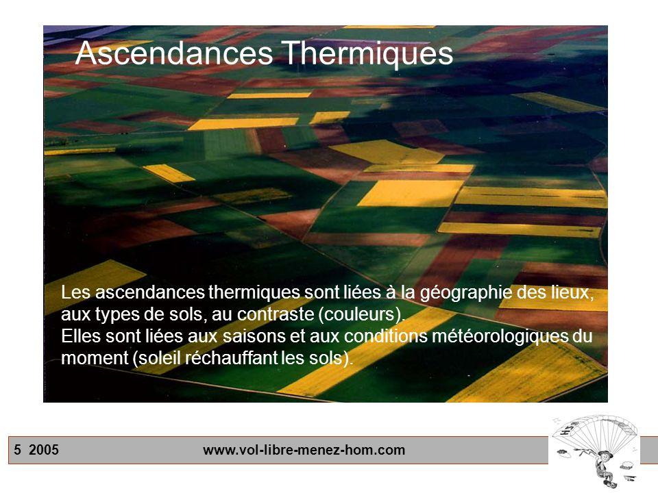 Ascendances Thermiques