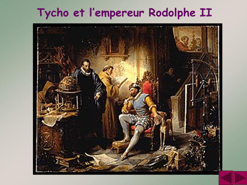 Tycho et l'empereur Rodolphe II