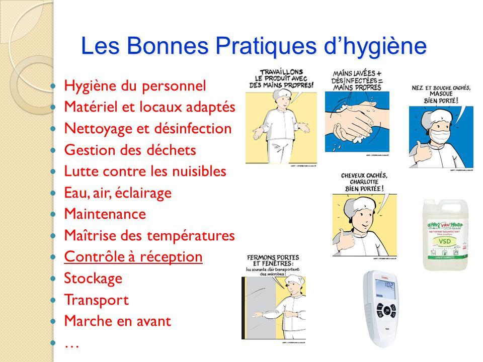 Les Bonnes Pratiques d'hygiène