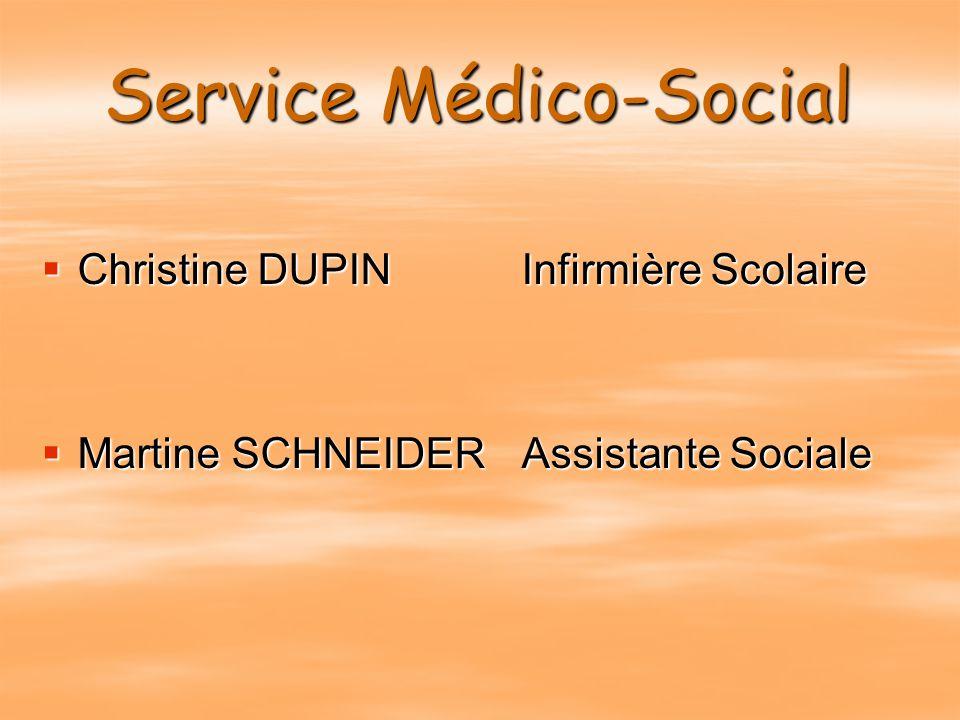 Service Médico-Social