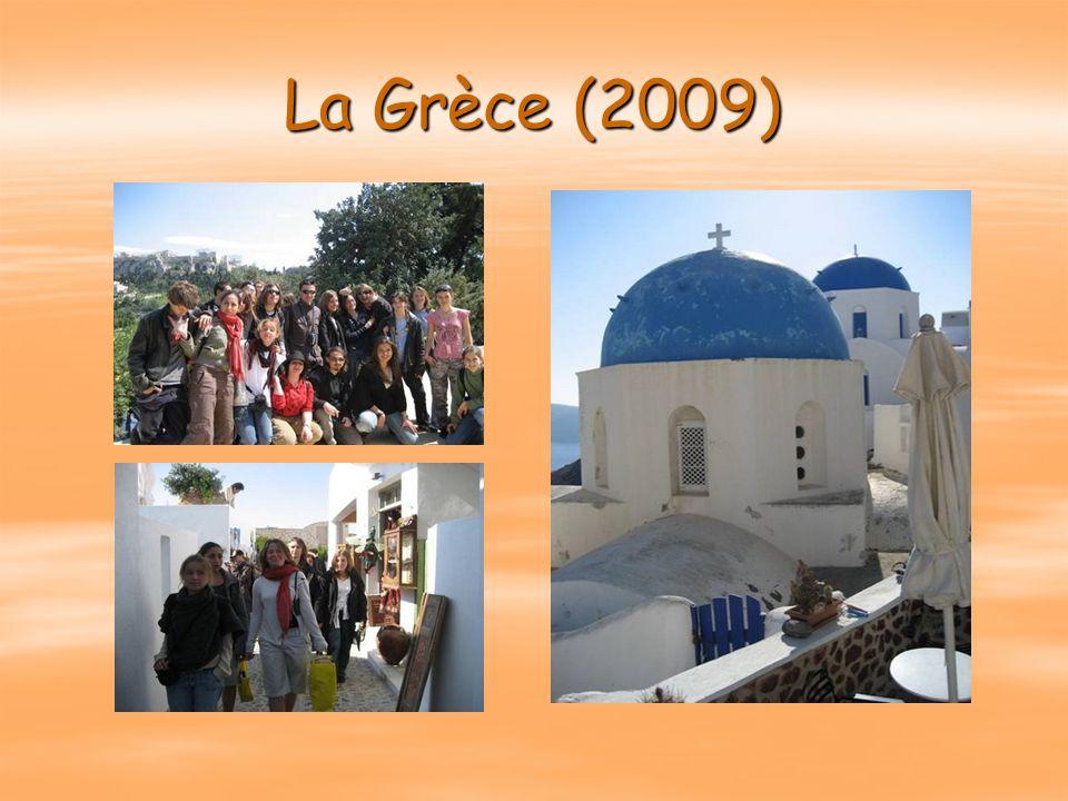 La Grèce (2009)