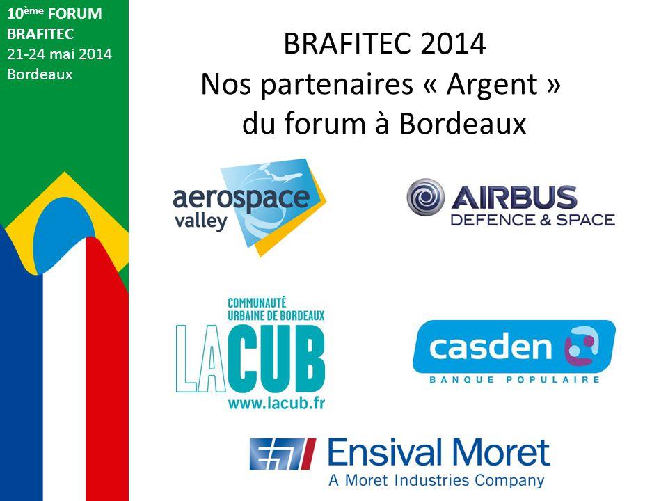 Nos partenaires « Argent »