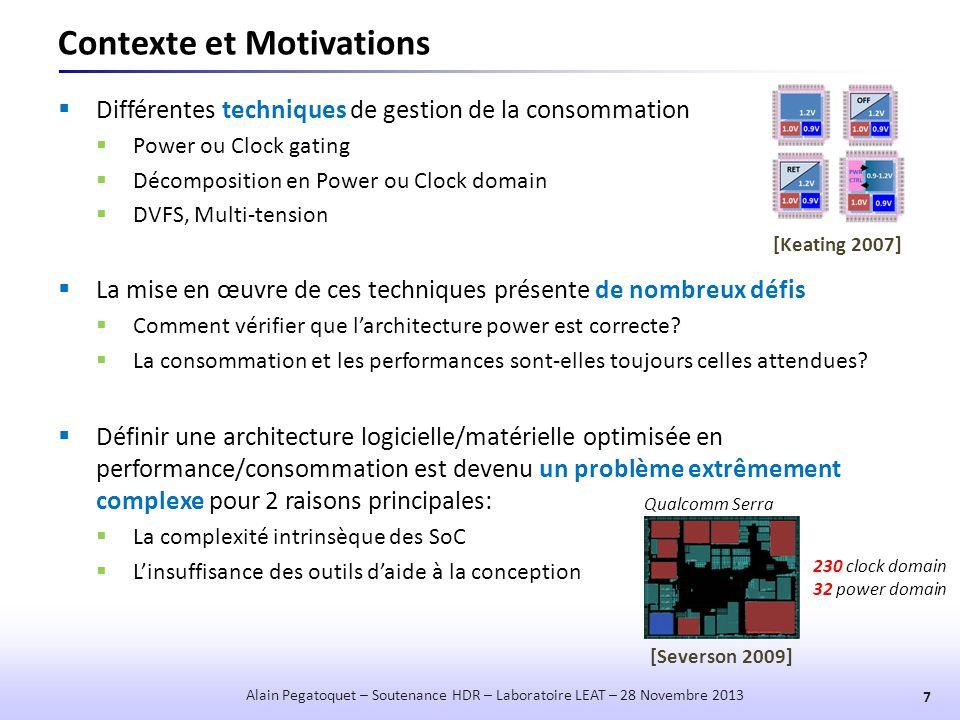 Contexte et Motivations