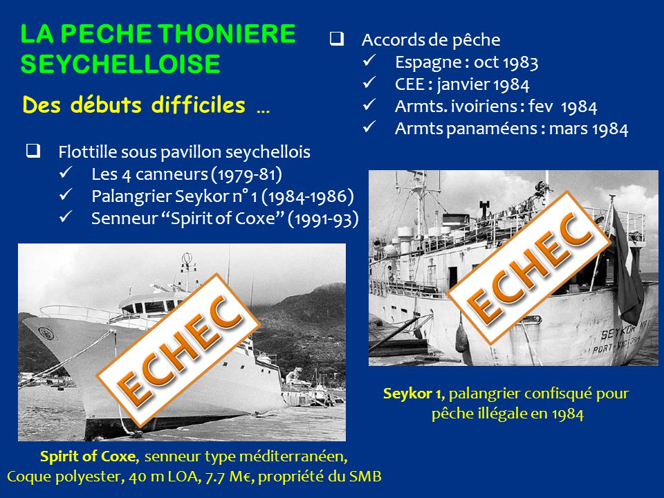 LA PECHE THONIERE SEYCHELLOISE