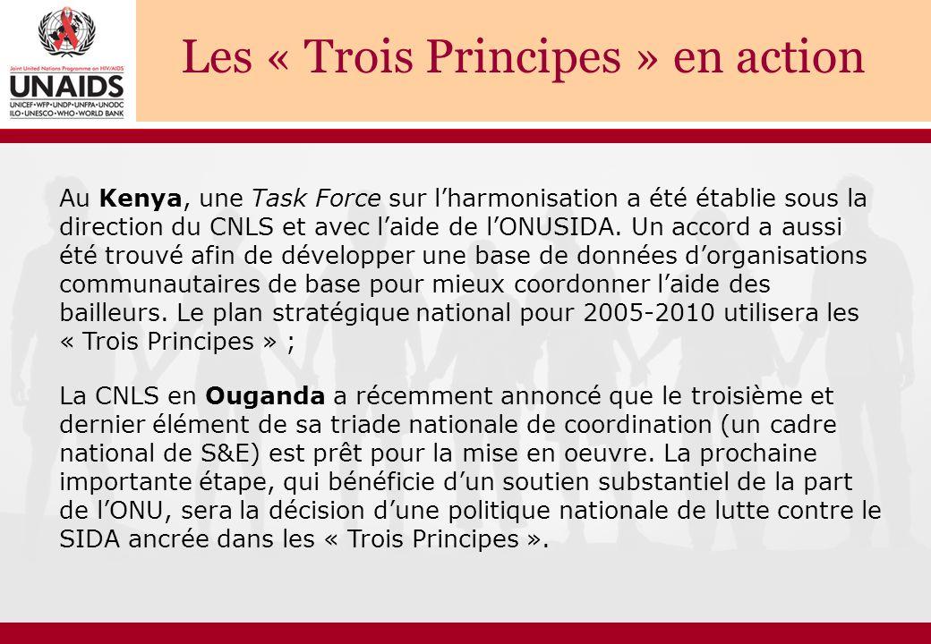 Les « Trois Principes » en action