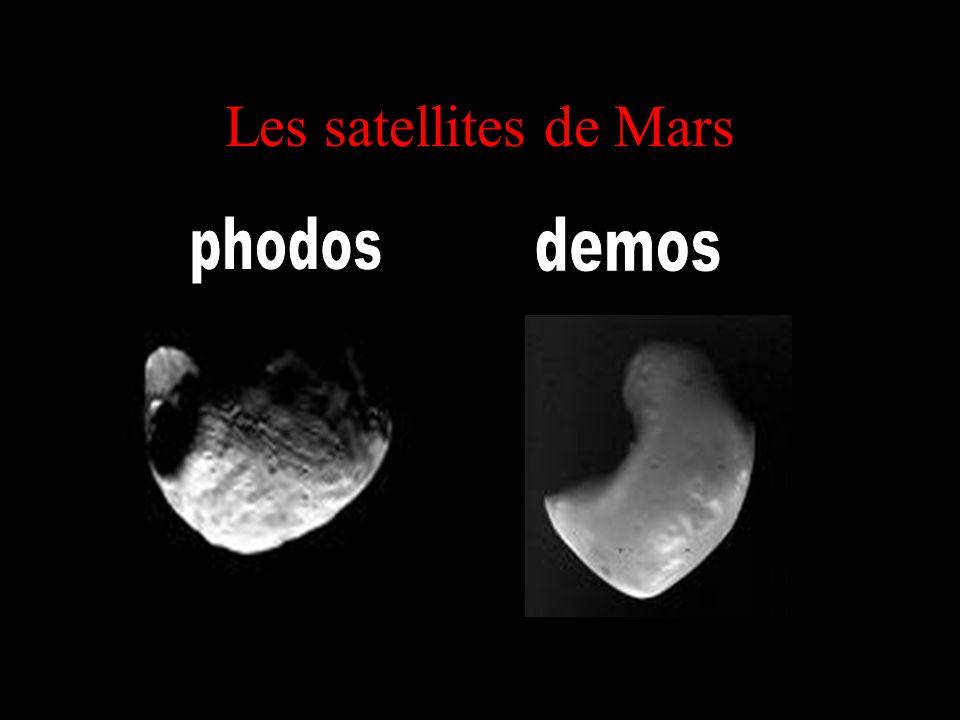 Les satellites de Mars - - phodos demos