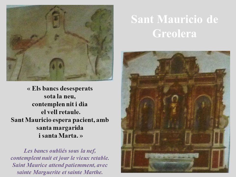 Sant Mauricio de Greolera