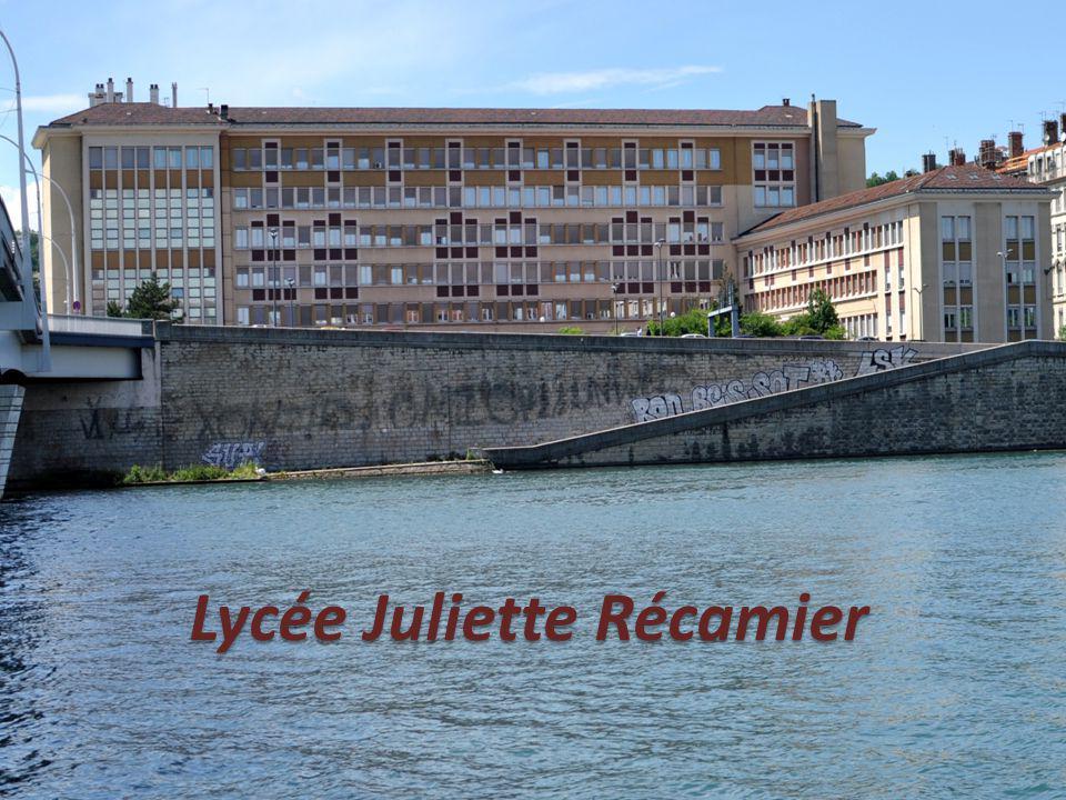 Lycée Juliette Récamier