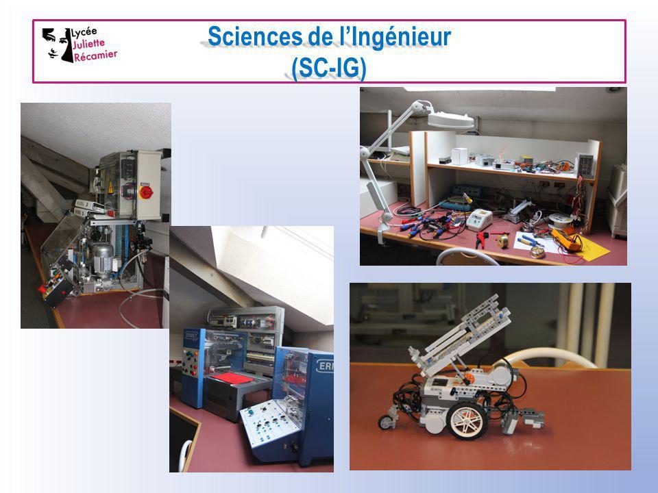 Sciences de l'Ingénieur (SC-IG)