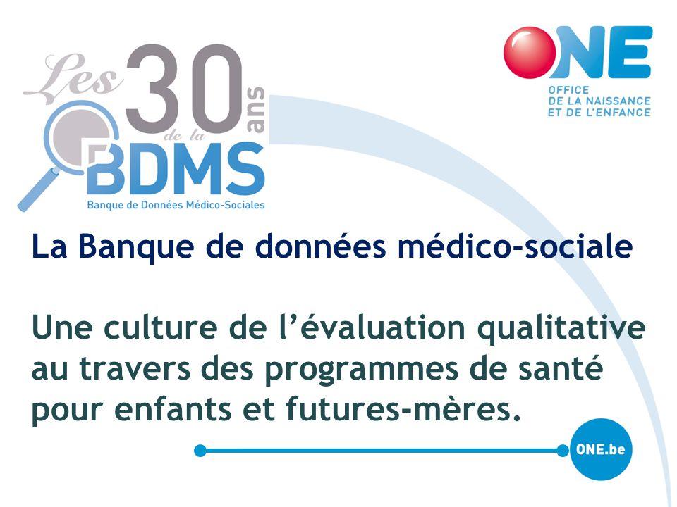 La Banque de données médico-sociale