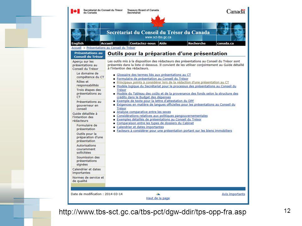 http://www.tbs-sct.gc.ca/tbs-pct/dgw-ddir/tps-opp-fra.asp