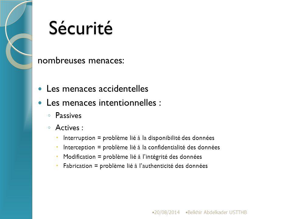 Sécurité nombreuses menaces: Les menaces accidentelles
