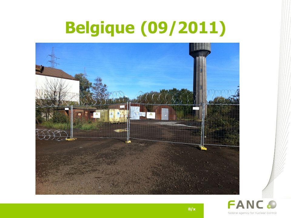 Belgique (09/2011)