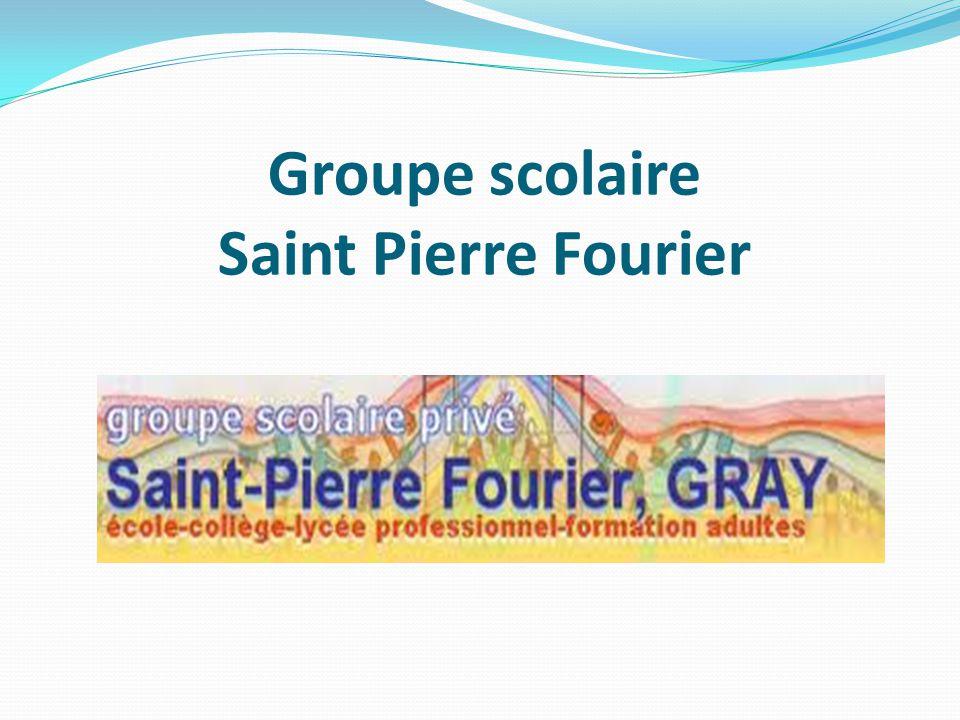 Groupe scolaire Saint Pierre Fourier